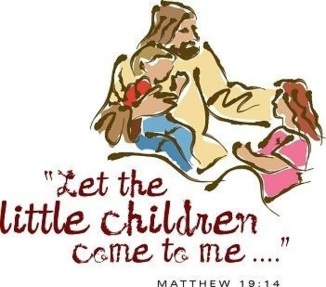 Let The Little Children Come To Me 2