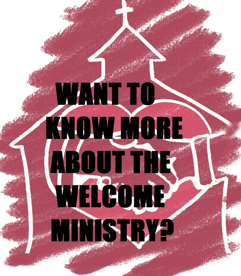Welcome Ministry Interest