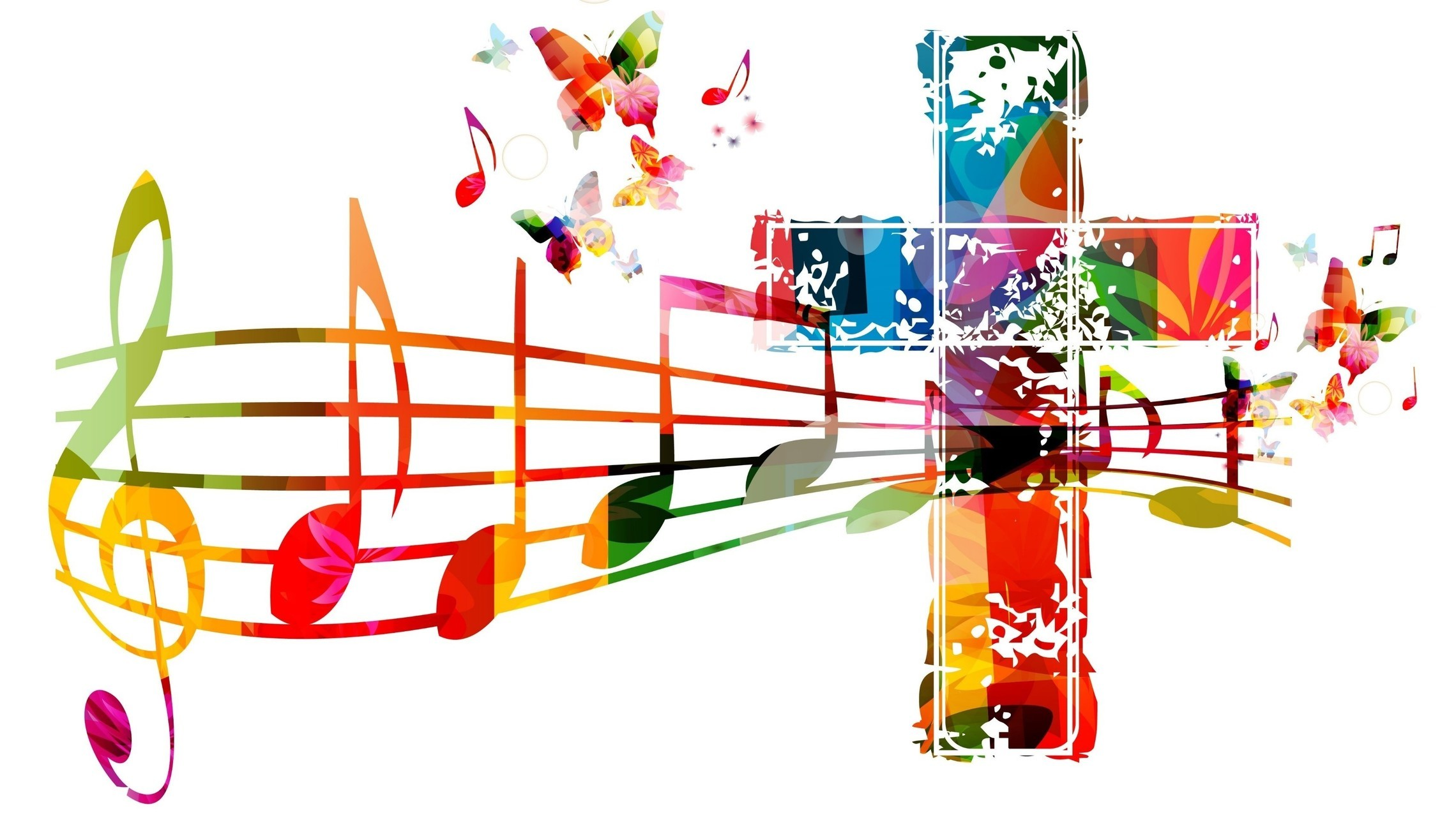 Music And Cross 5