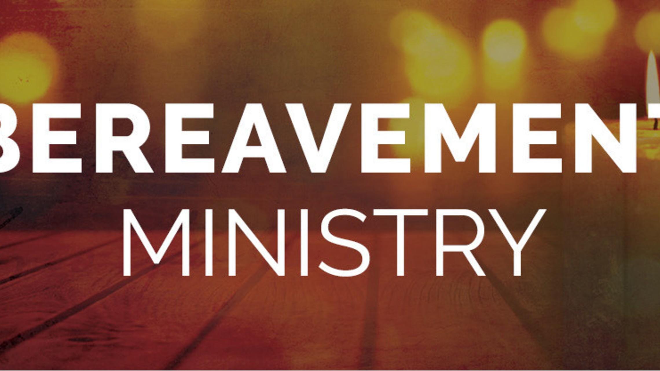 Bereavementministry