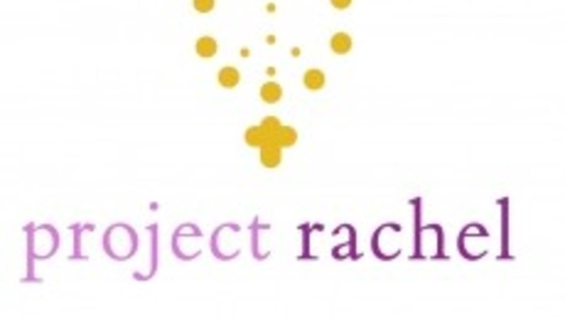 Project Rachel Logo.jpg Nggid0254 Ngg0dyn 230x230x100 00f0w010c010r110f110r010t010