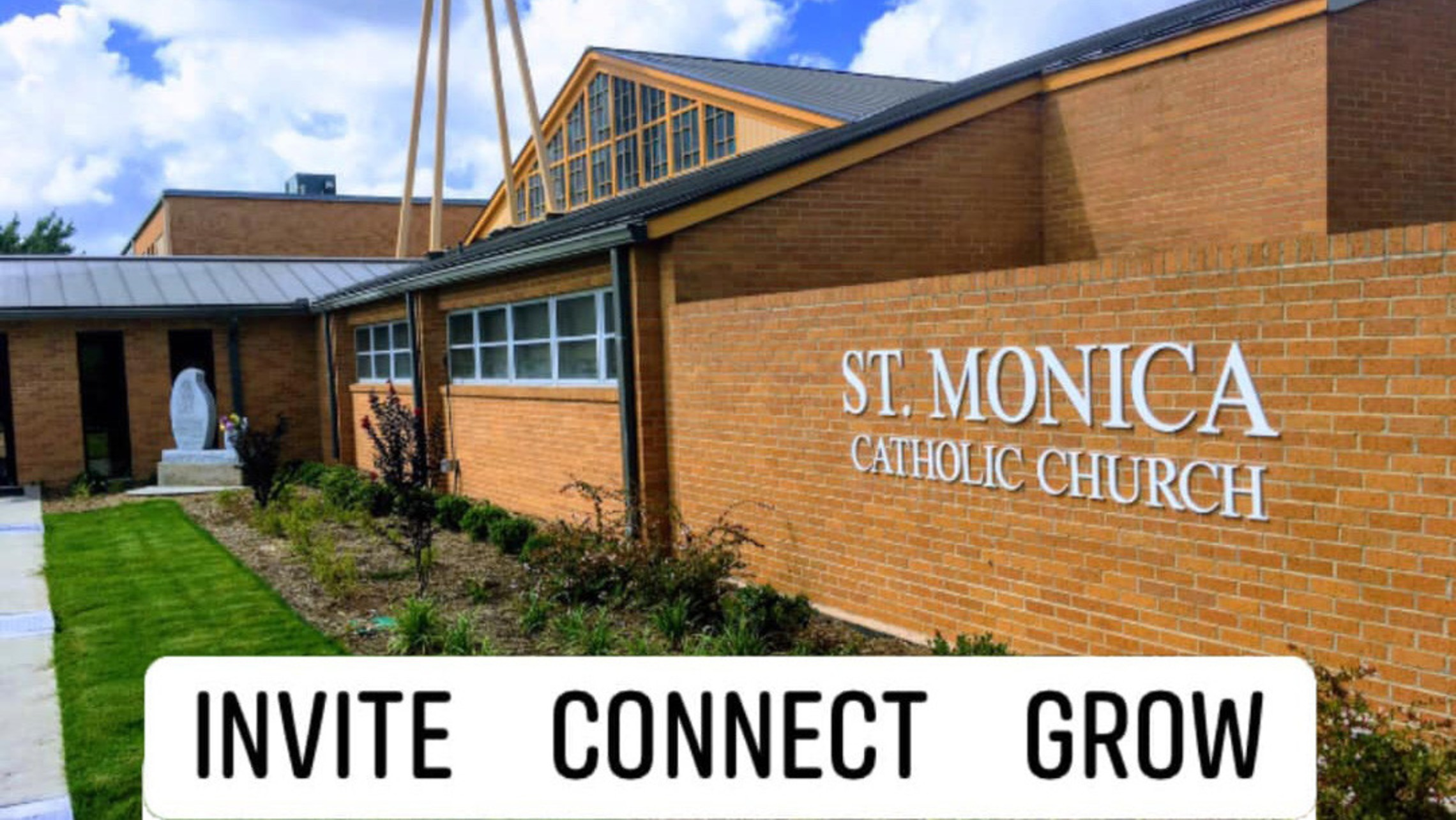 St Monica Id Sign Icg3